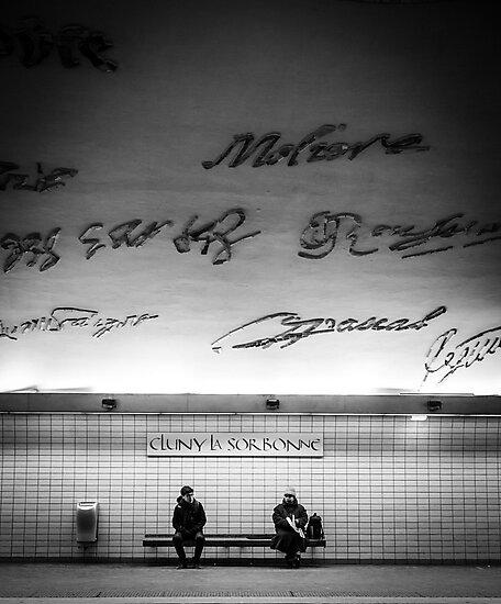 Paris Signature Series Metro 8/15 by lesslinear