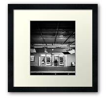 Paris Signature Series Metro 10/15 Framed Print