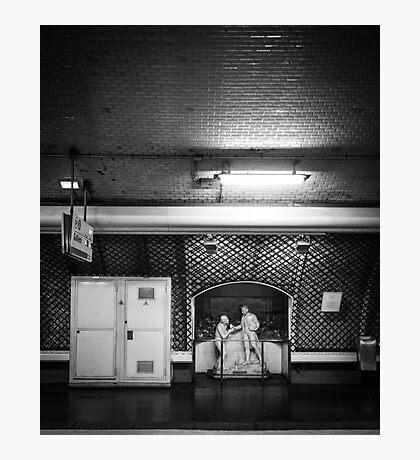 Paris Signature Series Metro 11/15 Photographic Print