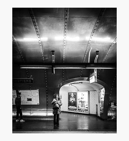 Paris Signature Series Metro 13/15 Photographic Print
