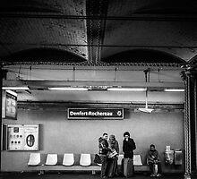 Paris Signature Series Metro 14/15 by lesslinear
