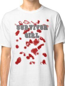 Survivor Girl Classic T-Shirt