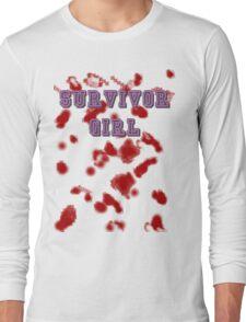 Survivor Girl V2 Long Sleeve T-Shirt
