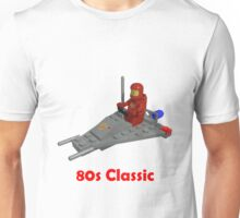 80s Classic Space Lego Unisex T-Shirt