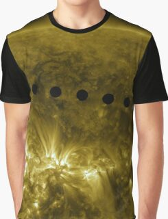 Venus in Transit Across the Sun - Sequence Graphic T-Shirt