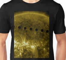 Venus in Transit Across the Sun - Sequence Unisex T-Shirt