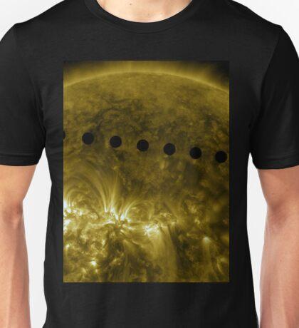 Venus in Transit Across the Sun - Sequence Unisex T-Shirt
