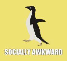 Socially Awkward Tee Kids Tee