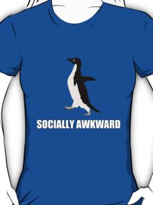 Socially Awkward Tee T-Shirt