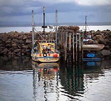 Port Stanley Trawler by pbclarke