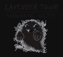 Lavender Town Paranormal One Piece - Short Sleeve