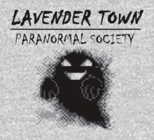 Lavender Town Paranormal Kids Clothes