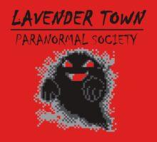 Lavender Town Paranormal Kids Clothes