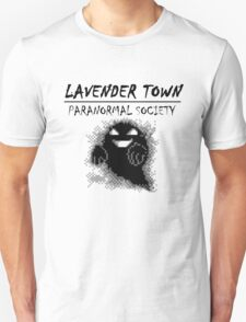 Lavender Town Paranormal T-Shirt