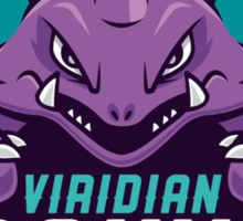 Viridian Nidokings Sticker