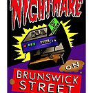 Nightmare on Brunswick Street by Bruce  Watson