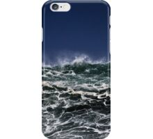 Winter Waves At Pipeline 11 iPhone Case/Skin