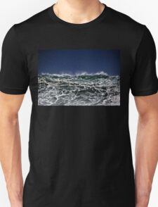 Winter Waves At Pipeline 11 T-Shirt