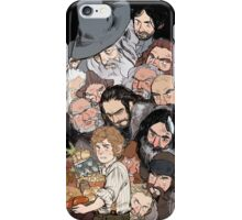 Too many dwarves iPhone Case/Skin