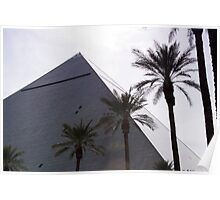 Luxor Pyramid Poster
