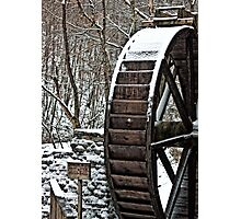 Norris Grist Mill Photographic Print
