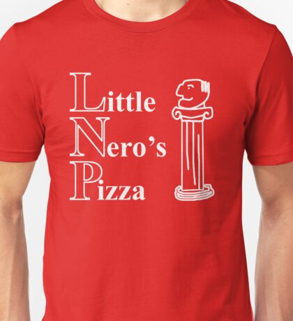 Little Nero's Pizza Unisex T-Shirt