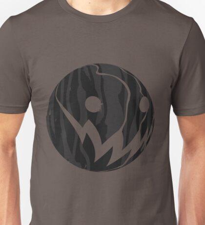 Grin: Worn Ball Grey Unisex T-Shirt