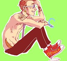 Punk Ten by Cara McGee