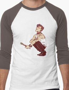 Punk Eleven Men's Baseball ¾ T-Shirt