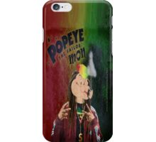 POPEYE THE SAILOR MON - 018 iPhone Case/Skin