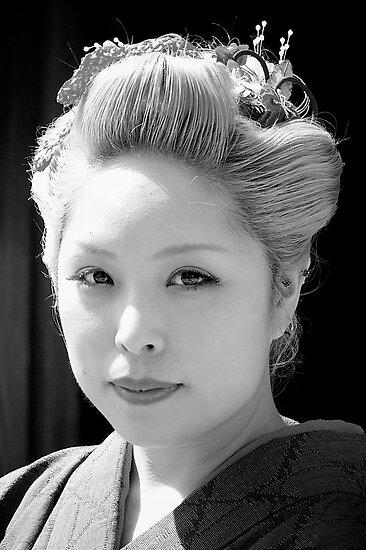 Japanese Elegance by fernblacker