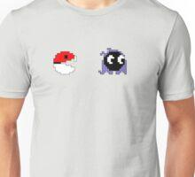 Pakéman (Outline) Unisex T-Shirt