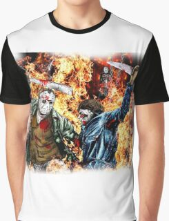 the battle for HELL Graphic T-Shirt