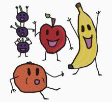 Fruits!!! Kids Tee