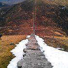 Mourne Wall by Desaster