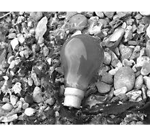 idea  Photographic Print