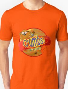 oh Crumbs!!! Unisex T-Shirt