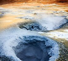 Boiling Earth by Silken Photography