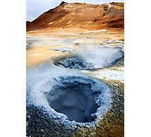 Boiling Earth Photographic Print