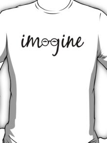 Imagine - John Lennon  T-Shirt