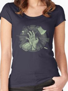 I'm Ready Women's Fitted Scoop T-Shirt
