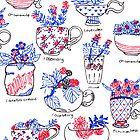 Tea Botanicals by fluffymafi