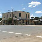 Yongala Globe Hotel Randy Dart S Australia by Heather Dart