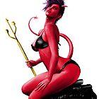 Little Punk Rock Devil by simonbreeze