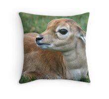 Mum, Where are You? Throw Pillow