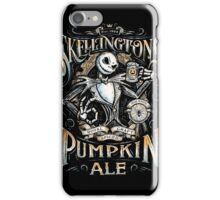 Jack's Pumpkin Royal Craft Ale iPhone Case/Skin