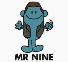Mr Nine by carrieclarke