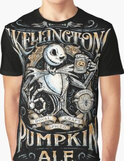 Jack's Pumpkin Royal Craft Ale Graphic T-Shirt