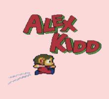 Alex Kidd Kids Tee