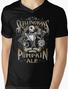 Jack's Pumpkin Royal Craft Ale Mens V-Neck T-Shirt